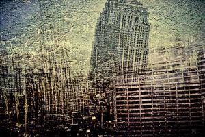 Distorted city scene 2 by Jean-François Dupuis