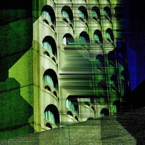Dream City IV by Jean-François Dupuis