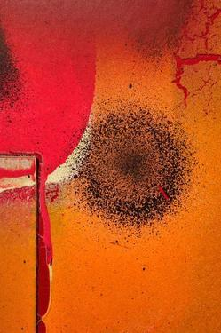 Graffiti Surface II by Jean-François Dupuis