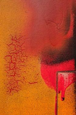 Graffiti Surface III by Jean-François Dupuis