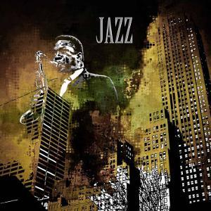 Jazzi I by Jean-François Dupuis