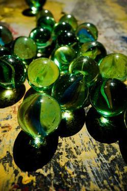 Marbles I by Jean-François Dupuis