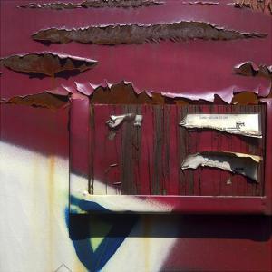 Paint and Rust IV by Jean-François Dupuis