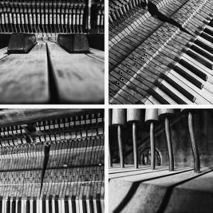 Piano II by Jean-François Dupuis