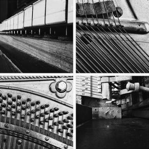 Piano III by Jean-François Dupuis