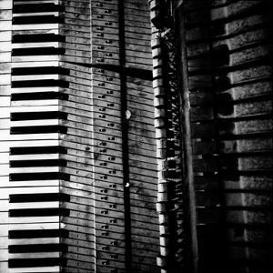 Piano VIII by Jean-François Dupuis