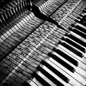 Piano XVI by Jean-François Dupuis