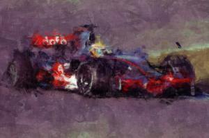 Racing Car 4 by Jean-François Dupuis