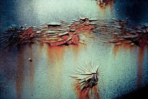 Rust Frequencies I by Jean-François Dupuis