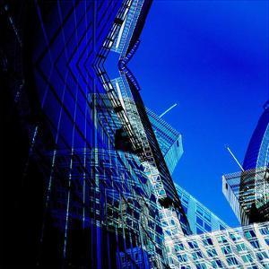 Skyscrapers 5 by Jean-François Dupuis