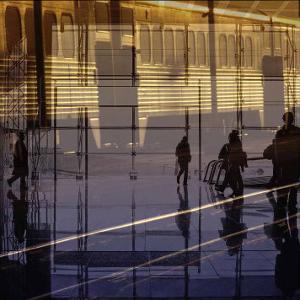 Terminal by Jean-François Dupuis