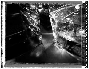 Through the Glass X by Jean-François Dupuis