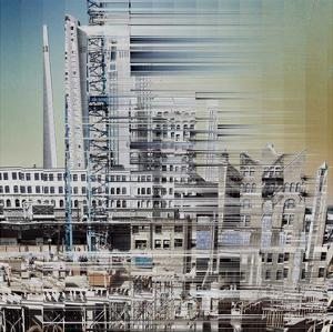 Urban Abstract 6 by Jean-François Dupuis