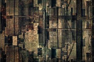 Urban Patchwork I by Jean-François Dupuis