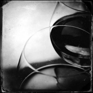 Wine Glass 3 by Jean-François Dupuis
