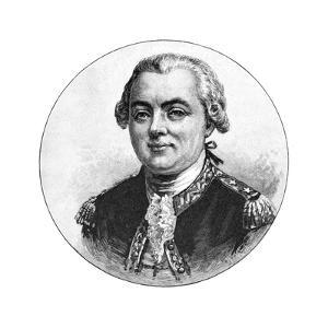 Jean Francois Galaup, Comte De La Perouse, French Naval Officer and Explorer by W Macleod