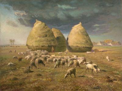 Haystacks: Autumn, c.1874
