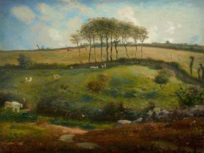 Pasture Near Cherbourg (Normandy), 1871-2