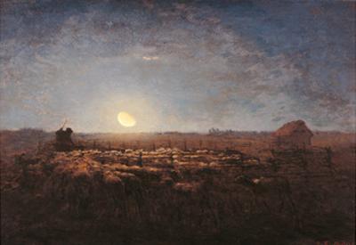 Sheep Meadow, Moonlight