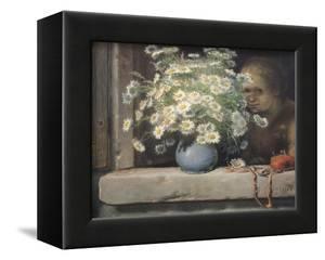 The Bouquet of Margueritas by Jean-François Millet