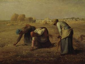The Gleaners (Les Glaneuses), 1857 by Jean-François Millet