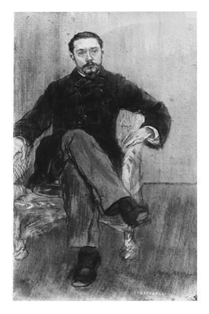 Gustave Geffroy, 1884