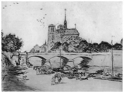 Notre Dame, C1870-1920