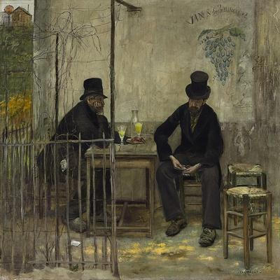 The Absinthe Drinkers (Les Declasses), 1881