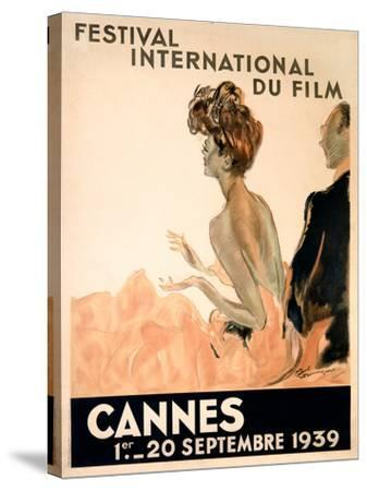 1939 Cannes Film Festival by Jean Gabriel Domergue
