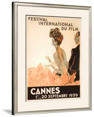 Festival International du Film, Cannes, 1939 by Jean-Gabriel Domergue