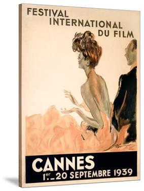 Festival International du Film, Cannes, 1939 by Jean-Gabriel Domergue