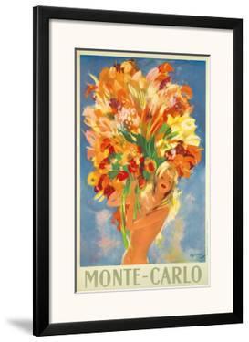 Monte-Carlo, France, c.1945 by Jean-Gabriel Domergue