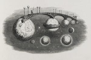 A Bridge Between Planets by Jean Gerard