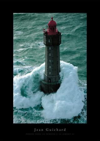 Phare Dans La Tempete, La Jument II by Jean Guichard