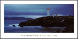 Phare de Fanad Head, Irlande by Jean Guichard