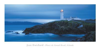 Phare De Fanad Head, Irlande by Jean Guichard