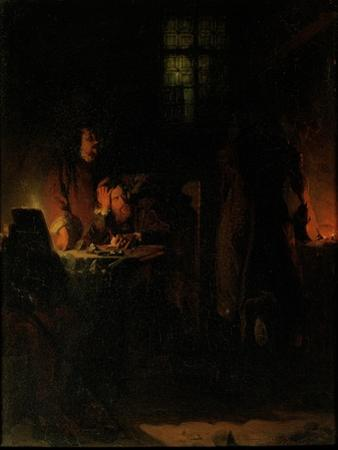 Alchemist Searching For the Philisopher's Stone, 1848
