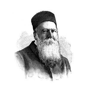 Jean Henri Dunant, Swiss Philanthropist, 1902