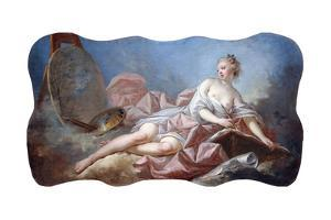 Personification of Painting by Jean-Honor? Fragonard