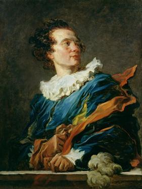 Figure of Fantasy: Portrait of the Abbot of Saint-Non 1769 by Jean-Honoré Fragonard