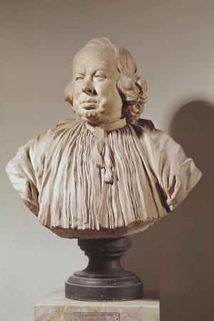 Portrait Bust of Canon Alexandre-Gui Pingre (1711-96)