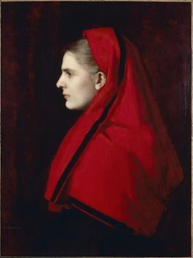 Fabiola by Jean-Jacques Henner