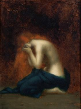 Solitude by Jean-Jacques Henner