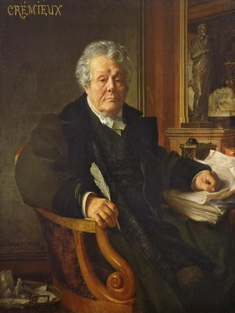 Adolphe Cremieux, 1878