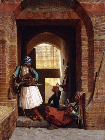 Arnaut Bodyguards in Cairo, 1861