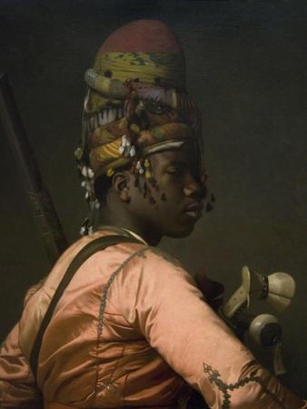 Bashi-Bazouk Ottoman Soldier by Jean Leon Gerome