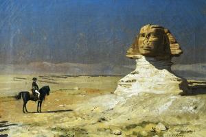 General Bonaparte in Egypt by Jean Leon Gerome