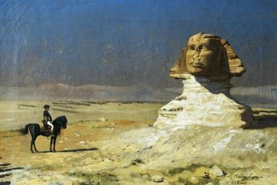 General Bonaparte in Egypt