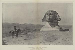 Napoleon and the Sphinx by Jean Leon Gerome