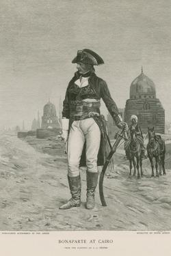 Napoleon at Cairo by Jean Leon Gerome